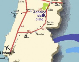 Vituga Video - Janeiro de Cima - Mapa