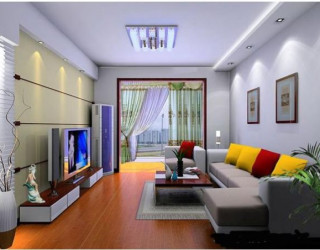Vituga Video - Interior lighting decoration sample images